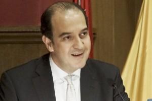 José Carlos Cuevas de Miguel, regional treasurer ALSTOM